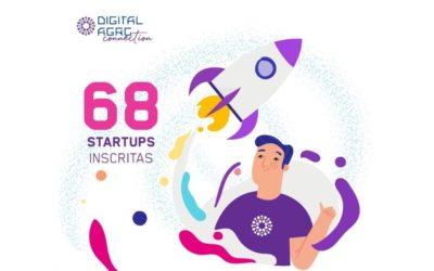 Digital Agro Connection tem 68 startups inscritas em programa de inovação