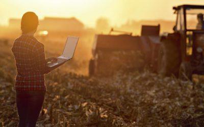 O campo brasileiro caminha para ter uma conexão plena de internet
