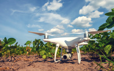 Drones no Campo: funções e vantagens do seu uso