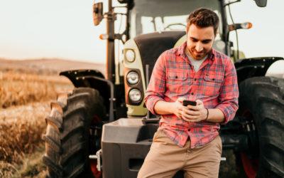 Atração e retenção do jovem no campo dependem da tecnologia