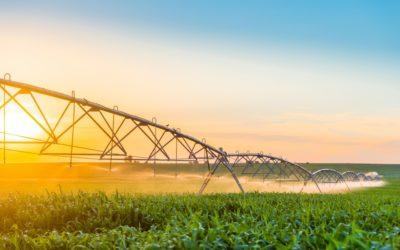 Gestão da água na agricultura
