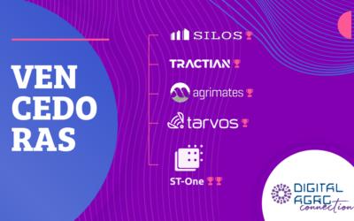 Digital Agro Connection divulga as startups vencedoras da 1ª edição do programa