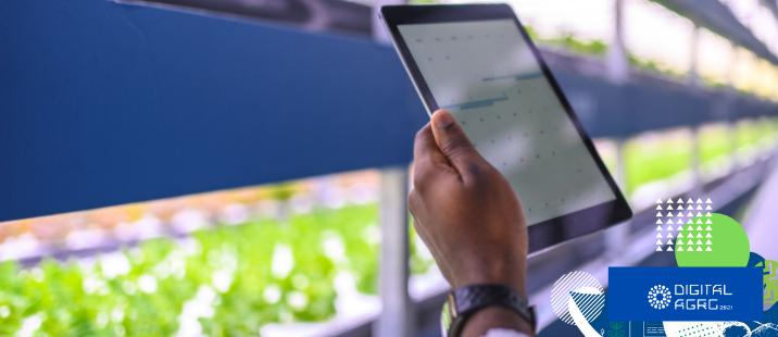 Digital Agro 2021 apresenta evolução do agronegócio, transformação alimentar e importância da inovação