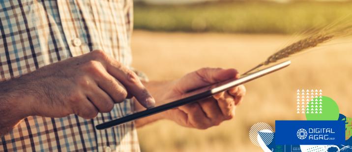 Público terá acesso à conteúdo diversificado em plataforma inovadora da 4ª edição da Digital Agro
