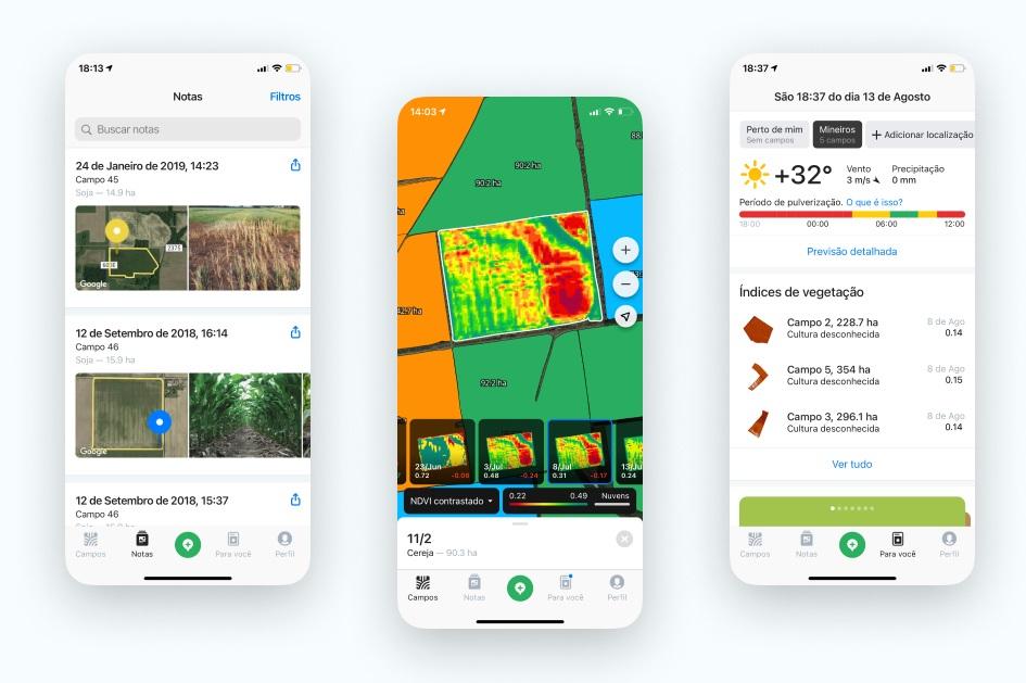 Empresa oferece aplicativos gratuitos para sensoriamento remoto