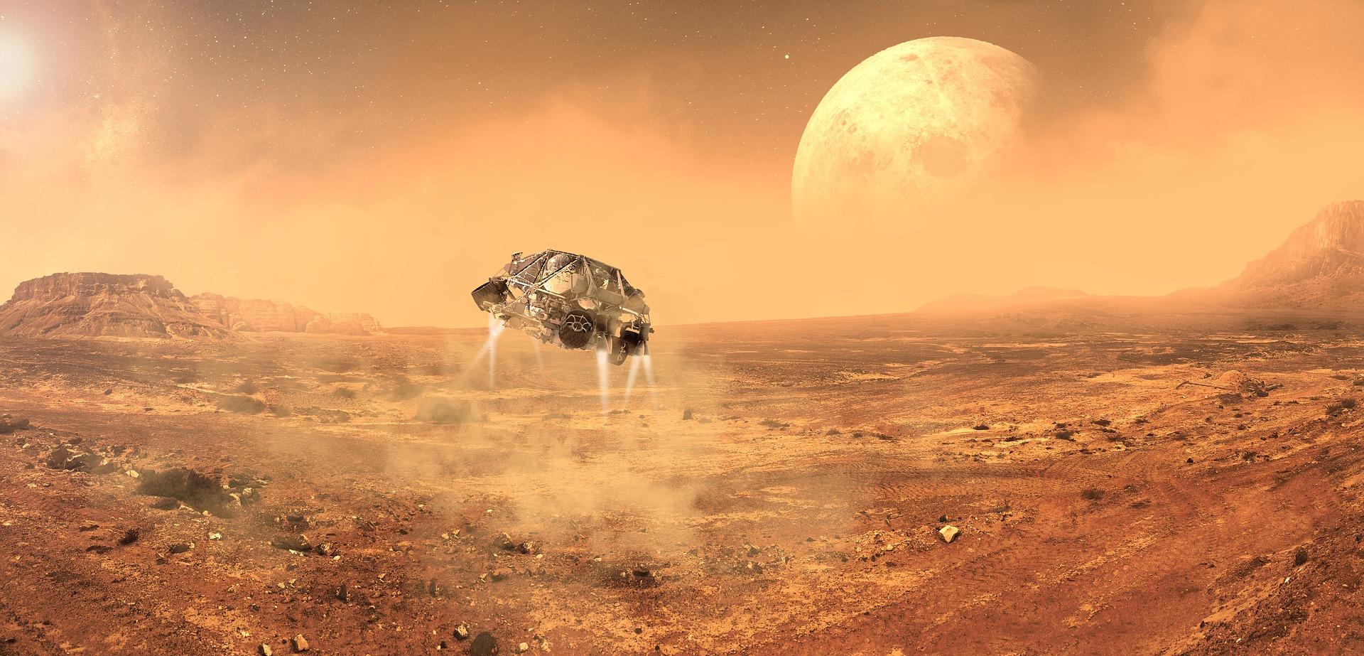 Tecnologia enviada a Marte está sendo usada para tratar o solo no agro brasileiro